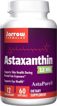 Image of Astaxanthin (Haematococcus pluvial) 12 MG