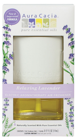 Image of Electric Aromatherapy Air Freshener Relaxing Lavender