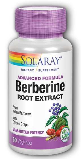 Image of Advanced Formula Berberine Root Extract with Oregon Grape