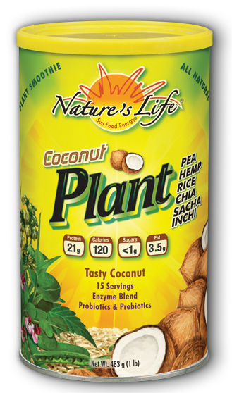 Image of Coconut Plant Protein (Coconut)
