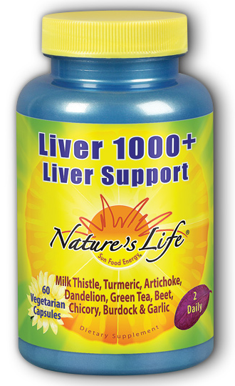 Image of Liver 1000+ (Liver Support)
