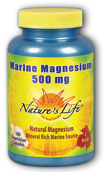 Image of Marine Magnesium 500 mg