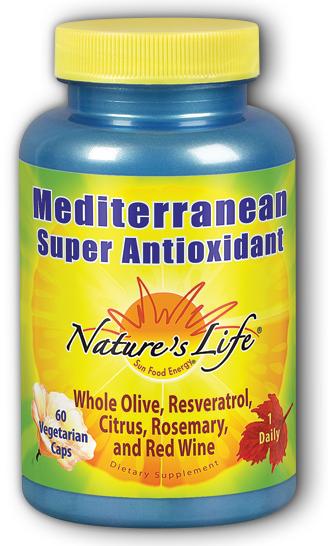 Image of Mediterranean Super Antioxidant