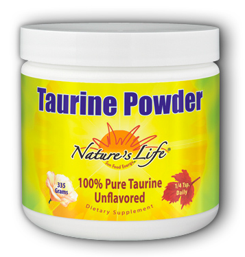 Image of Taurine Powder 1,000 mg Unflavored