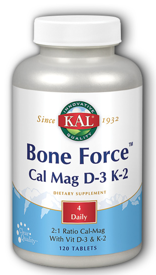 Image of Bone Force Cal Mag D-3 K-2
