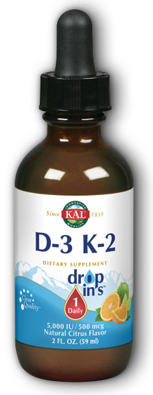 Image of D-3 K-2 DropIns Citrus