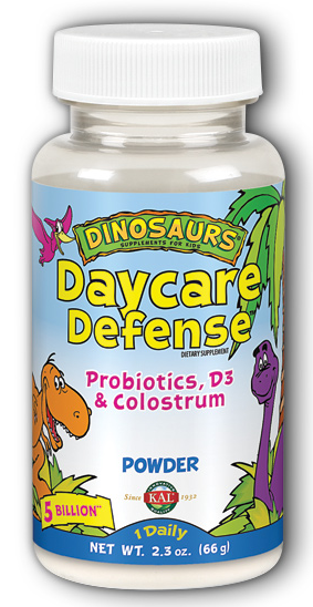 Image of Dinosaurs Daycare Defense Powder