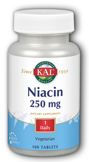 Image of Niacin 250 mg