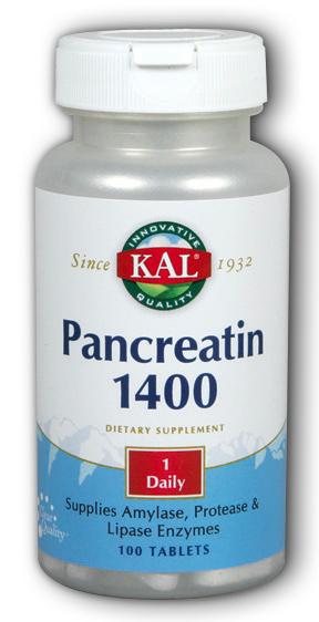 Image of Pancreatin 1400