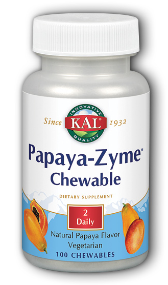 Image of Papaya-Zyme Chewable Papaya