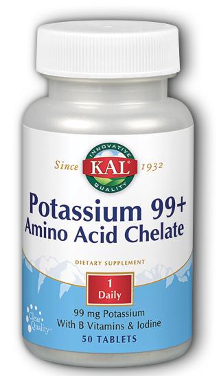 Image of Potassium 99+ Amino Acid Chelate