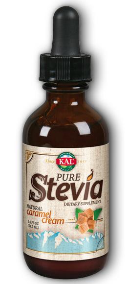 Image of Pure Stevia Liquid Caramel Cream