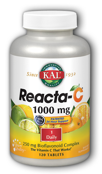 Image of Reacta-C 1000 mg with Bioflavonoids