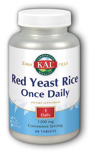 Image of Red Yeast Rice Once Daily 1200 mg