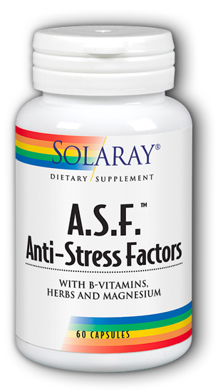 Image of A.S.F. Anti-Stress Factors