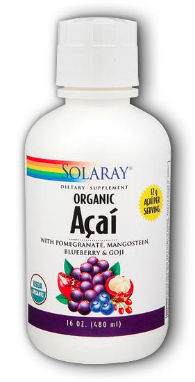 Image of Acai Juice Organic Liquid (blend)