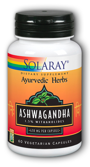 Image of Ashwaganda 470 mg