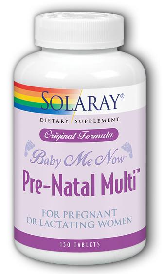 Image of Baby Me Now PreNatal Multi