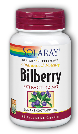 Image of Bilberry Extract 42 mg
