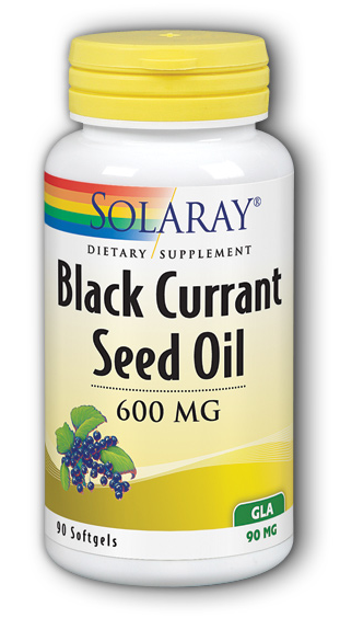 Image of Black Currant Seed Oil 600 mg (GLA 90mg)
