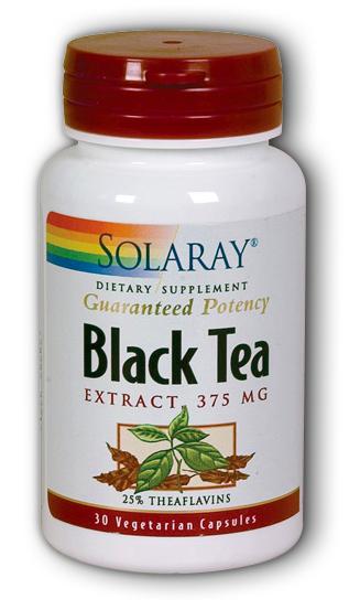 Image of Black Tea Extract  375 mg