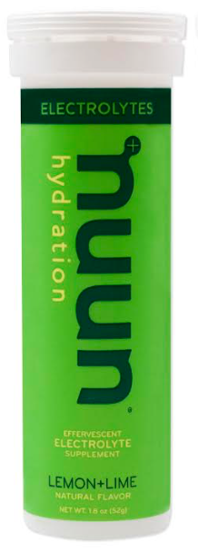 Image of Nuun Electrolyte Enhanced Drink Tabs Lemon Lime