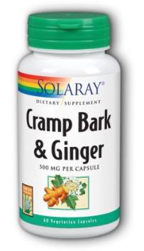 Image of Cramp Bark & Ginger 350/150 mg