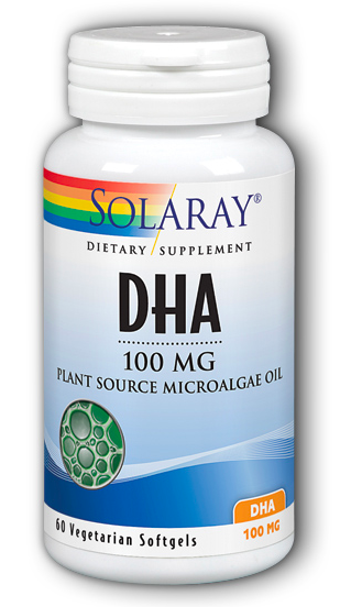 Image of DHA 100 mg Plant Source