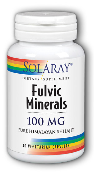Image of Fulvic Minerals 100 mg