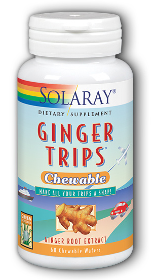 Image of Ginger Trips Chewable 67.5 mg