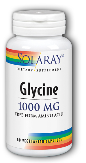 Image of Glycine 1000 mg