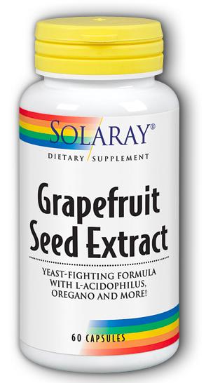 Image of Grapefruit Seed Extract Yeast Fighting Formula
