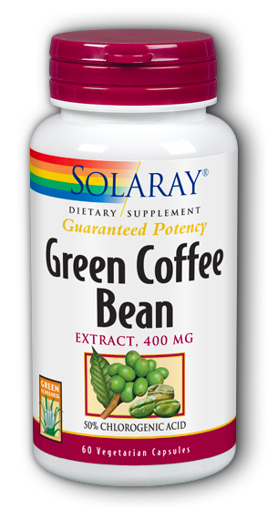 Image of Green Coffee Bean Extract 400 mg