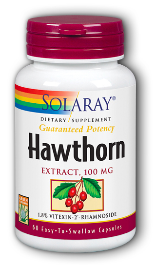 Image of Hawthorn Extract 100 mg