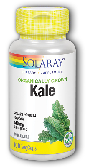 Image of Kale 440 mg Organic