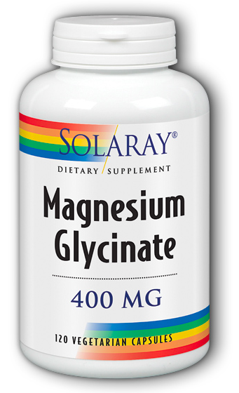 Image of Magnesium Glycinate 400 mg (100 mg each)