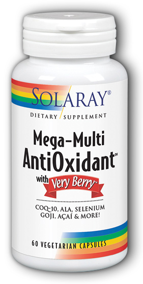 Image of Mega-Multi Antioxidant with Very Berry