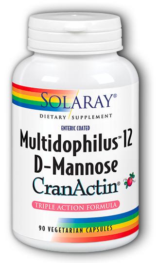 Image of Multidophilus 12 D-Mannose Cranactin
