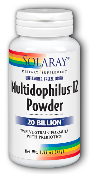 Image of Multidophilus 12 20 Bilion Powder