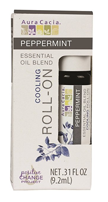 Image of Essential Oil Peppermint Roll-On