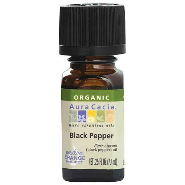 Image of Organic Essential Oil Black Pepper