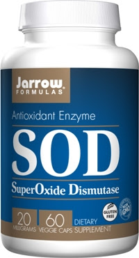 Image of SOD SuperOxide Dismutase 20 MG