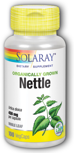 Image of Nettle Leaves 450 mg Organic