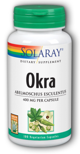 Image of Okra 400 mg