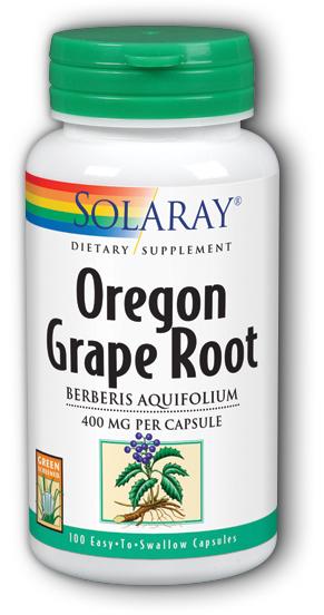 Image of Oregon Grape Root 400 mg