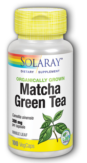 Image of Matcha Green Tea 300 mg Organic