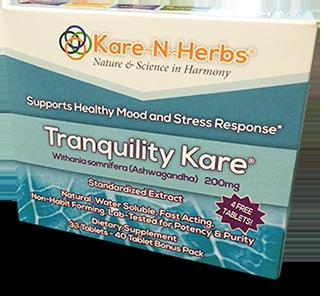 Image of Tranquility Kare (Ashwagandha 200 mg)