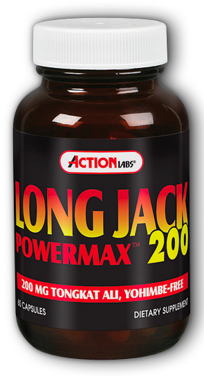 Image of Long Jack PowerMax 200