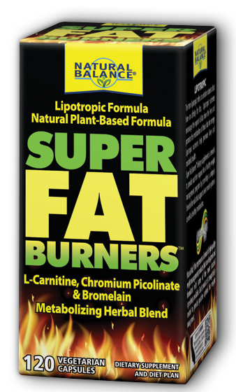 Image of Super Fat Burners (Lipotropic Formula)
