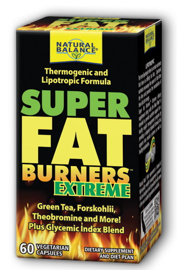 Image of Super Fat Burners Extreme (Lipotropic Formula)